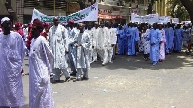 Sénégal: un 1er-Mai sous le signe de l'union