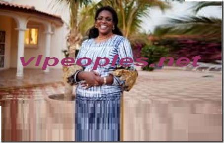 Marième Faye Sall chez Sidy Lamine Niasse et Sokhna Dieng Mbacké