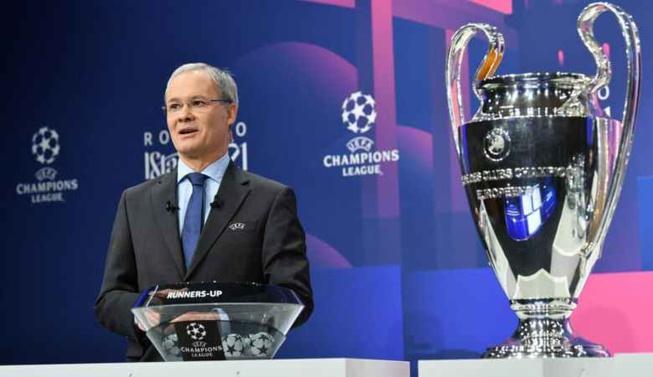 Ligue des champions : un énorme choc Bayern-PSG en quarts