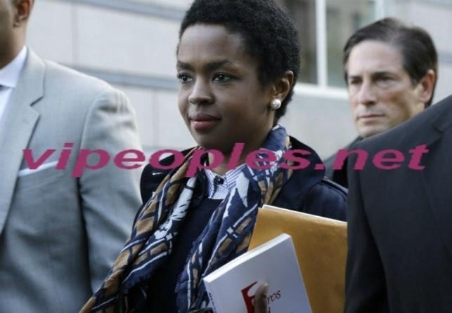 Lauryn Hill : la chanteuse écope de trois mois de prison