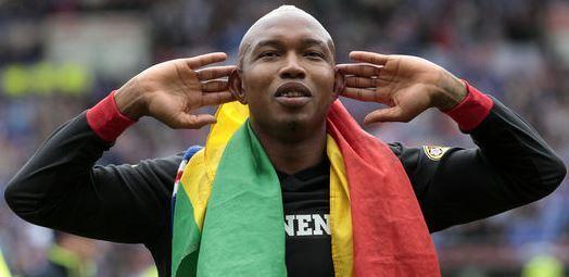 Football : Le Sénégalais Elhadj Diouf signe un contrat de 4 mois avec l'AS Kaloum de Conakry