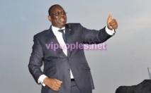 Macky Sall: « Je suis le président le mieux élu en Afrique »