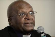 """Afrique du Sud: """"Je ne voterai plus pour l'ANC"""", annonce l'évêque Desmond Tutu"""