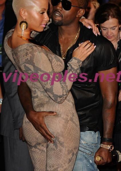 Kanye West pète les plombs !