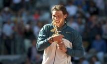 Rafael Nadal enregistre un nouveau succès sur terre battue et se relance