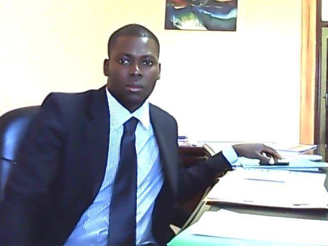 Mouhamed Chérif Séne, un jeune entrepreneur plein d'ambitions pour son pays