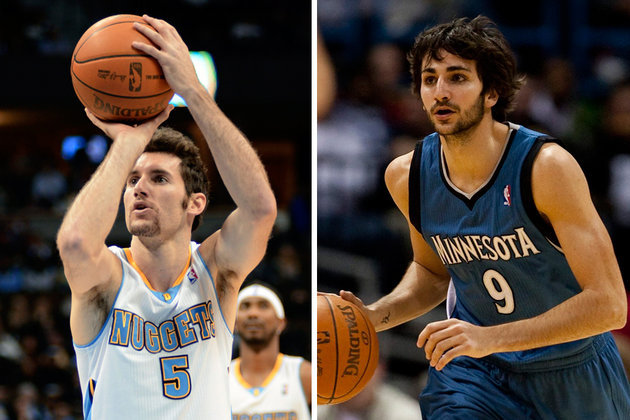 Deux basketteurs espagnols seront en visite ce matin aux Maristes.