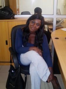 Kolle Gning, ecrivaine: «Des Africaines se prostituent pour leurs maris blancs»