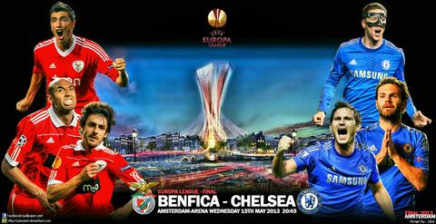 Benfica-Chelsea : Une finale prométeuse