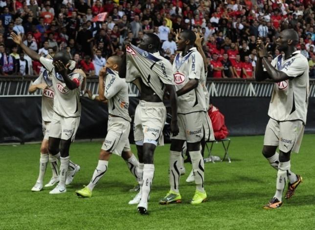 Lamine Sané et Bordeaux en finale de coupe de France!