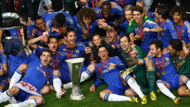 Europa Ligue: Chelsea surprend Benfica et l'emporte.