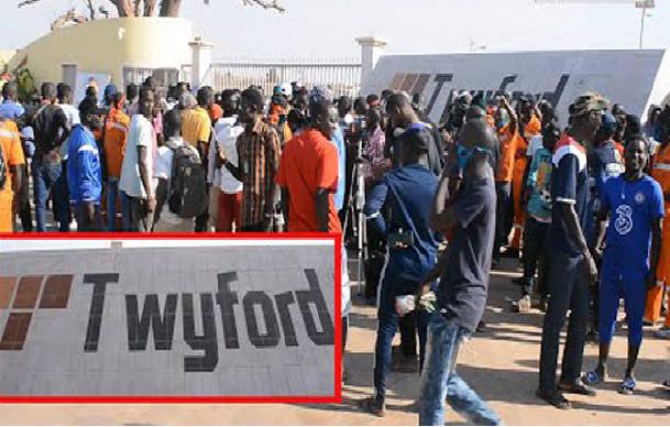 Conditions de travail et de traitement difficile : Les travailleurs de Twyford menacent d'aller en grève