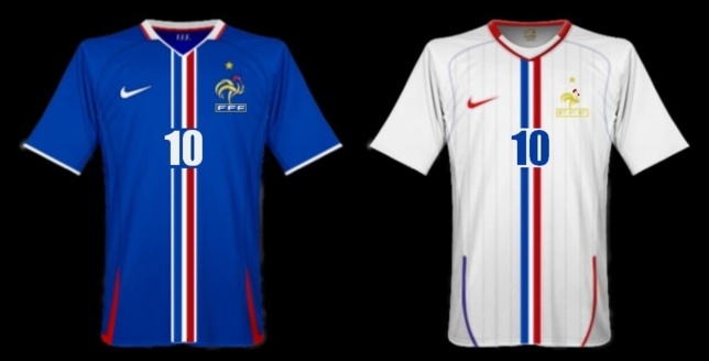 le maillots de la France est le plus chèr au monde