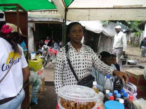 Marie Thérèse Ndombi, Le Soja l'a rendue riche