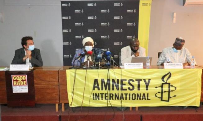 Seydi Gassama plaide pour le respect des droits des homosexuels