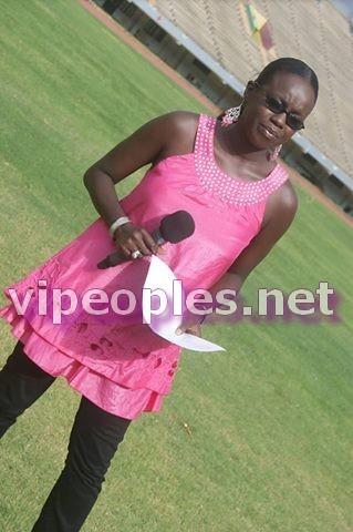 La journaliste Mame Fatou Ndoye a perdu du poids