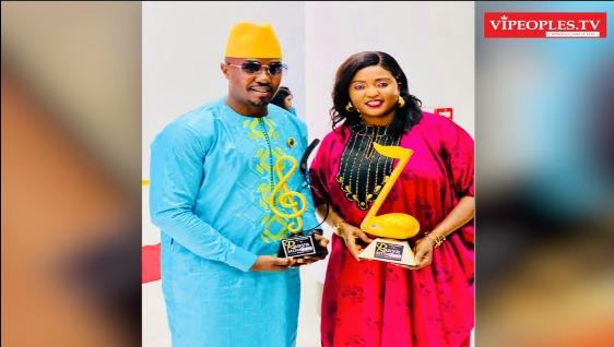 Cheikh Sarr et Alima nommés meilleur émissions de l'année 2020 Zik feeling au Raaya music