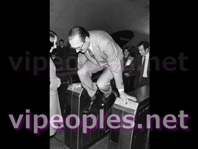 Quand Chirac était une racaille de Paris en violant la loi