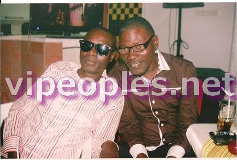 [PORTRAIT] Guissé Pene et Ablaye Mbaye