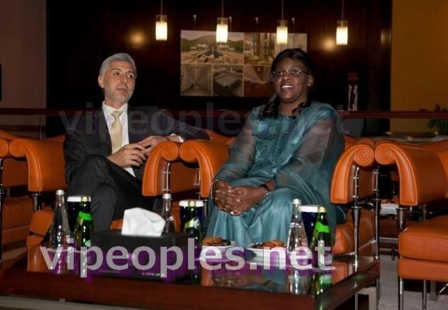 [PHOTOS] La première dame Marième Faye Sall était également au Forum de Doha