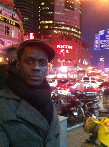 Souleymane Jule Pro s'envole pour la première fois à Shanghai, la Chine