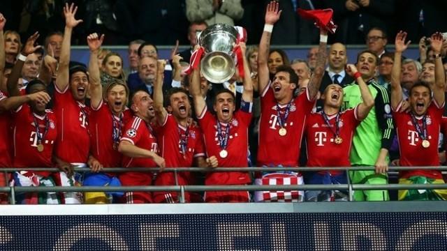 Ligue des champions: le Bayern sacré en fin!