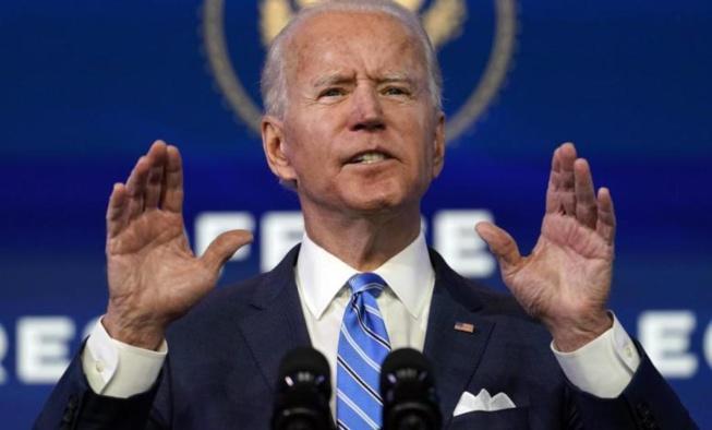 La réaction de Joe Biden après la mort d'un jeune Noir à Minneapolis