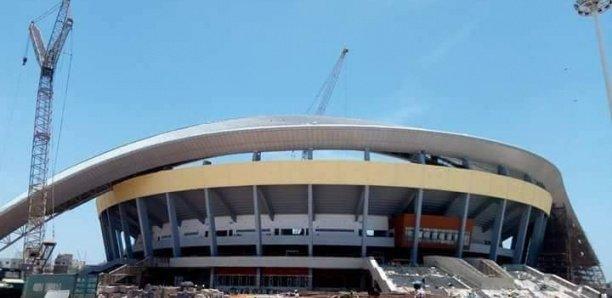 L'arène nationale vandalisée : 5 lutteurs suspendus, une plainte devant le procureur