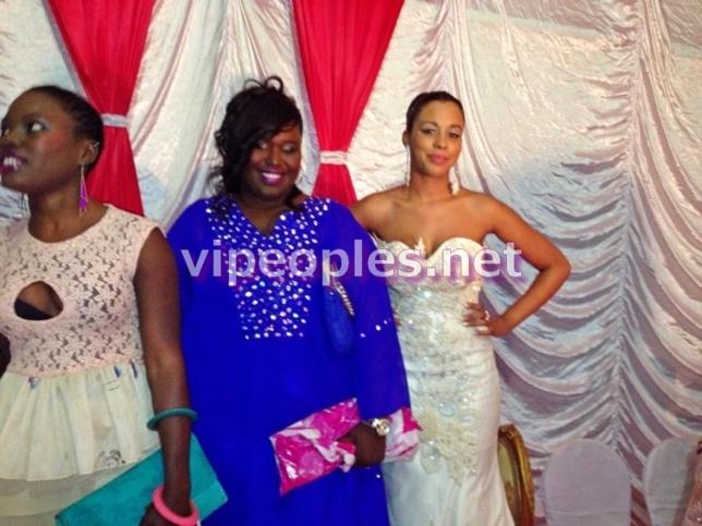 Un avant gôut du mariage de Léa Soukeyna Ndiaye et de Ibou Kara Noreyni Mbacké!