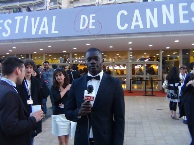 Guin Thieuss au festival de Cannes, drôle de reportage!