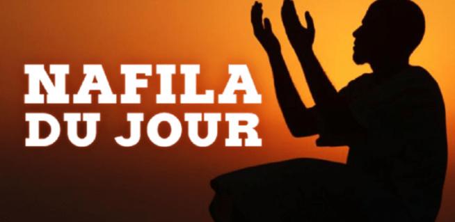 Voici le « nafila » du mercredi 14 avril 2021 pour le 2e jour de ramadan (Serigne Souhaibou Mbacké)
