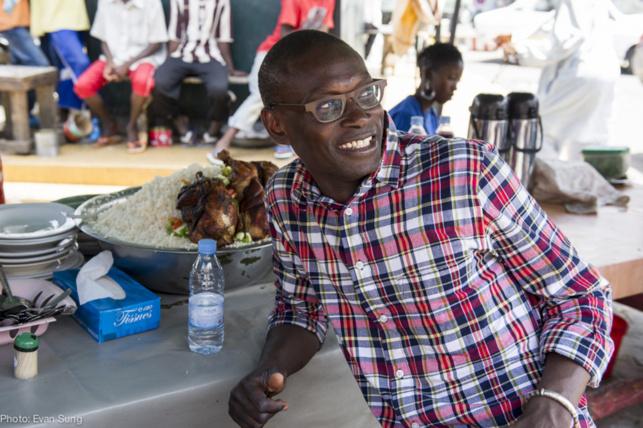 Un chef d'entreprise particulier: Pierre Thiam, l'ambassadeur culinaire du Sénégal