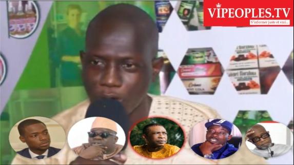 Urgent: Les graves révélations du marabout de GFM  sur Youssou  Bouba Ndour, DJ Boubs et Ndoye Bane.