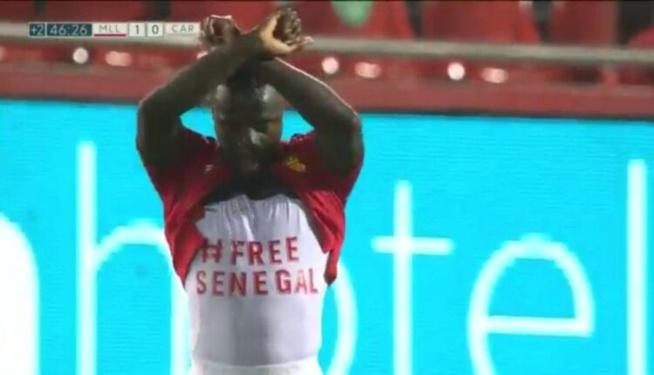 Sonko-Adji Sarr : Un footballeur sénégalais sanctionné en Espagne
