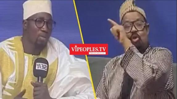 """Débat houleux entre Ahmed kh. Niasse et Oustaz Mouhamed Mbaye """"Tu poses des questions débiles"""""""