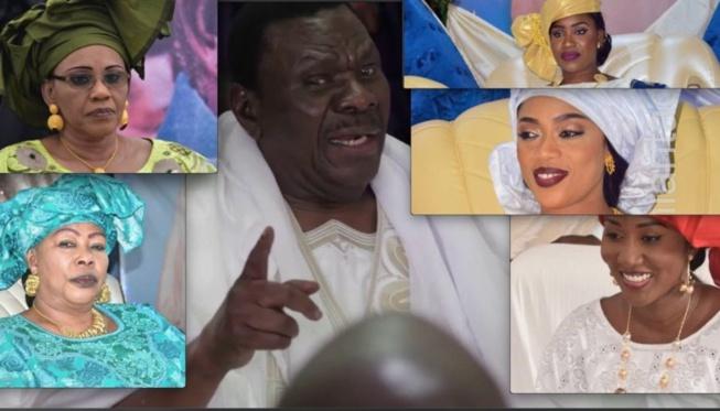 BIOGRAPHIE CHEIKH BETHIO THIOUNE: Qui sont les cinq veuves du Cheikh ?