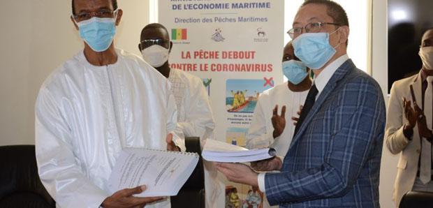 Brèche de Saint Louis : l'état du Sénégal va ester en justice une entreprise chinoise