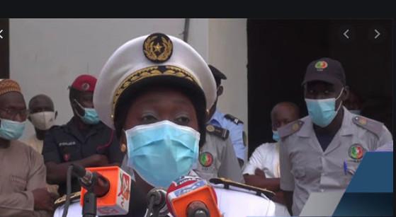 """Mariama Traoré, préfet de Louga; répond à Gora Touré: """"Le choix de ces représentants a été fait suivant des critères..."""""""
