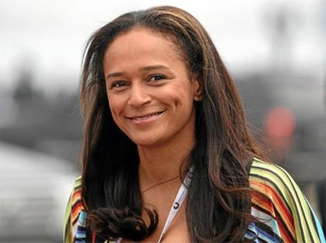 Fortune: Isabelle Dos Santos: La fille du président Angolais est la femme la plus riche d'Afrique
