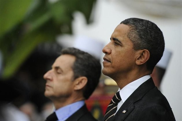 Sarkozy est plus africain qu'Obama