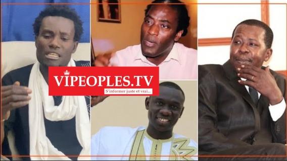 Délégué Amar tire sur les 'wayankatt 'de cheikh Amar Mame Goor Pape Diouf ken guissatoulen