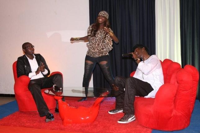 Bamba Diop fait danser Ndeye Gueye