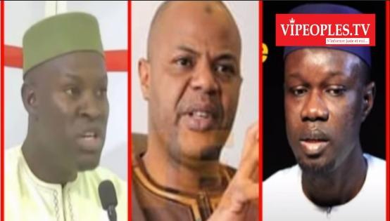 Urgent : Mame Mbaye Niang humilié par Imam Dramé