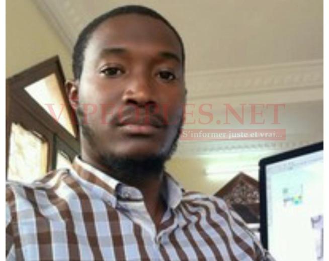 Aly Doucre fils du ministre Thiéwo Cissé Doucré l'escro des VIP.