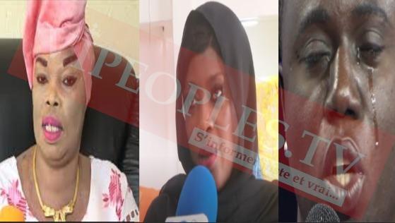 Ndeye Gueye en colère contres certains célébrités après son thiant Pawlich nak...
