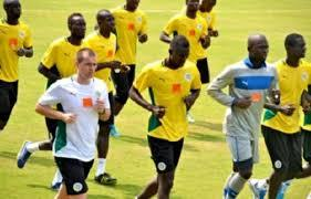 Mondial 2014: Sénégal-Angola cet après midi a Luanda.