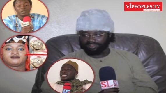 """URGENT: Cheikh Ibrahima Gaye menance les marabouts et fait des révélations """"aye doorkat lañou"""""""