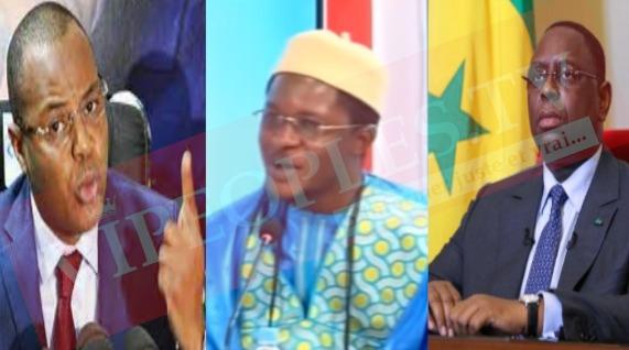 Le mara Cheikh Bara lance un conseil extraordinaire à Macky et Mame Mbaye Niang