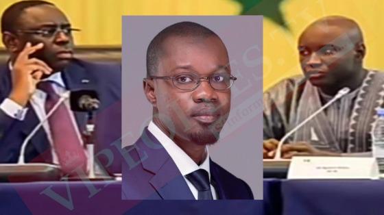 Urgent : Voilà comment Macky Sall a volé la place de Ousmane SONKO aux élections 2019.