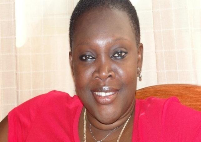 Ndella Diouf demande la dissolution de l'Assemblée nationale
